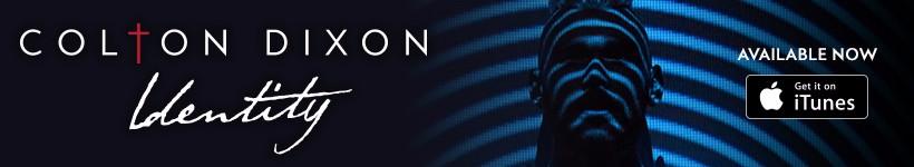 Colton Dixon Identity Banner 820×150