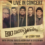 Big Daddy Weave Announces My Story Tour Set To Kick Off Sept. 17