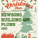 NewSong To Helm Christmas Tour With Building 429, Plumb