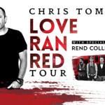 Chris Tomlin Launches Fall Leg of Love Ran Red Tour