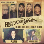 "Big Daddy Weave's ""Beautiful Offerings Tour"" 2016 Launches"
