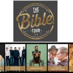 The Bible Tour 2016 Kicks Off April 6 In California