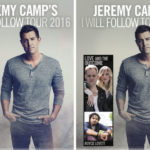 """Jeremy Camp Announces Fall """"I Will Follow Tour"""""""