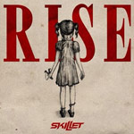 """Skillet Celebrates RIAA Gold Certification of """"Rise"""""""