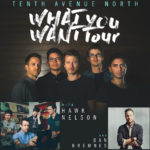 """Tenth Avenue North Announces The """"What You Want"""" Tour"""