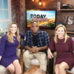 """Derek Minor Makes First Appearance on """"Today in Nashville"""""""