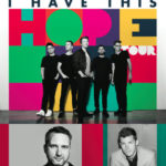 Tenth Avenue North Fall Tour with Brandon Heath, Jon McLaughlin