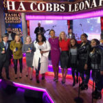Tasha Cobbs Leonard Smashes Good Morning America Performance