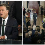 "Michael W. Smith Leads ""Just As I Am"" During Rev. Billy Graham Capitol Service"