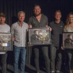 "Zach Williams Receives Riaa Gold Certification Plaque For Hit Song ""Chain Breaker"""