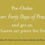 "Waterbrook-Multnomah To Release Justin McRoberts' Book, ""Prayer: 40 Days Of Practice"""