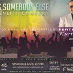 "Kurt Carr Headlines ""Bless Somebody Else"" Benefit Concert for Historic Louisiana Churches"