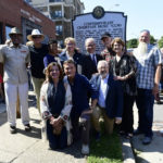 Nashville Mayor David Briley, Amy Grant and Michael W. Smith Present at Historical Marker Unveiling