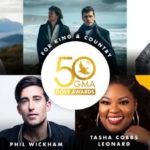 GMA Announces Nominees for 50th Annual GMA Dove Awards, October 15 in Nashville