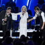 for KING and COUNTRY Perform with Dolly Parton at CMA's