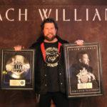 Zach Williams Celebrates Platinum And Gold Certifications