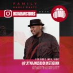 DJ Maj of TobyMac's Diverse City Band Hosts Virtual Family Dance Parties to Raise Awareness for Mental Health