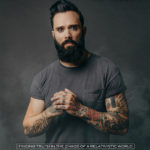"""Skillet's John Cooper To Release Debut Book, """"Awake and Alive to Truth"""""""