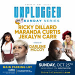 "Variety Entertainment Presents ""Unplugged Sunday Series,"" Feat. Ricky Dillard, Jekalyn Carr and More!"