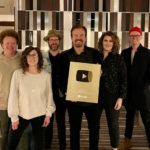 Casting Crowns Receives YouTube Gold Button Award