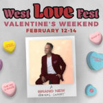 """Matthew West will host """"West Love Fest – A Brand New Virtual Concert"""" February 12-14th"""