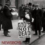"""Newsboys' Cover of Daniel Bashta's """"God's Not Dead"""" Goes Platinum"""